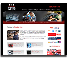 Total Car Care Cardiff